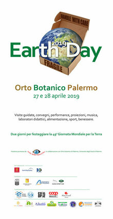 Earth Day Palermo 2019