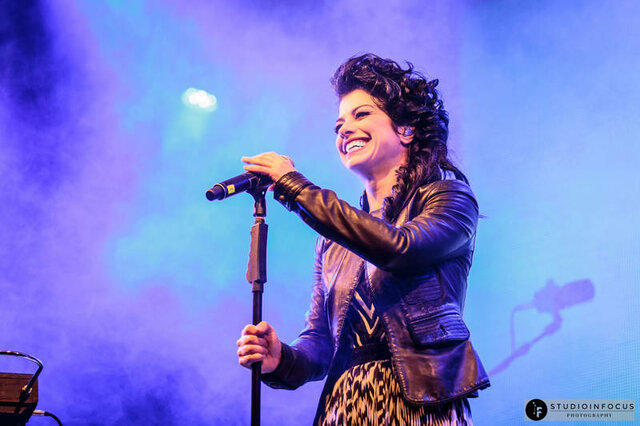 Dolcenera al Villaggio Earth Day Italia