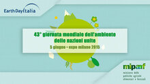 Earth Day Italia ad EXPO