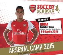 Arsenal Earth Day Camp